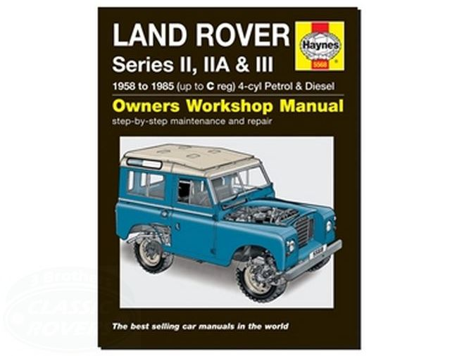 Haynes Workshop Series 2-3
