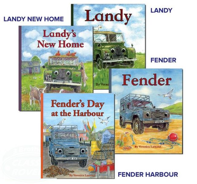 Landy and Fender Set