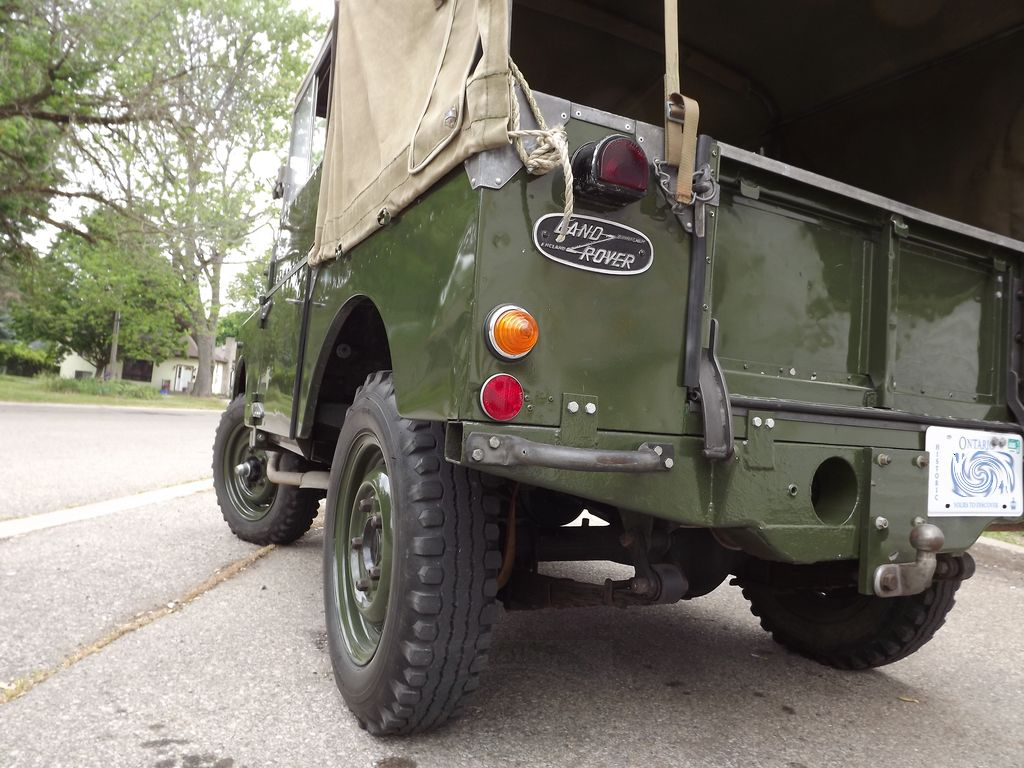 1951 Series 1 80 Land Rover