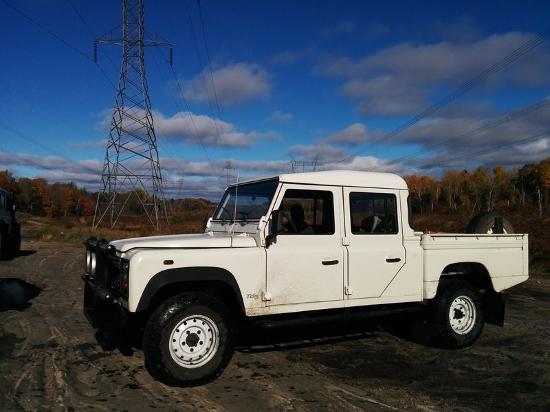 old defender classic car for on trucks classics autotrader cars rover landrover sale land